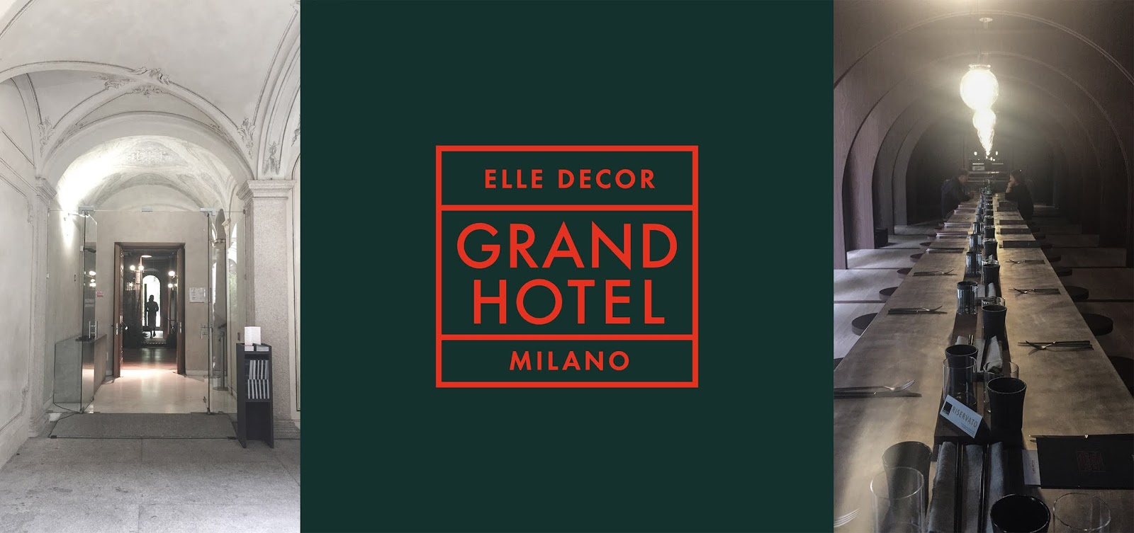 Elle decor grand hotel 2018 invisible rooms by neri hu for Elle decor hotel palazzo morando