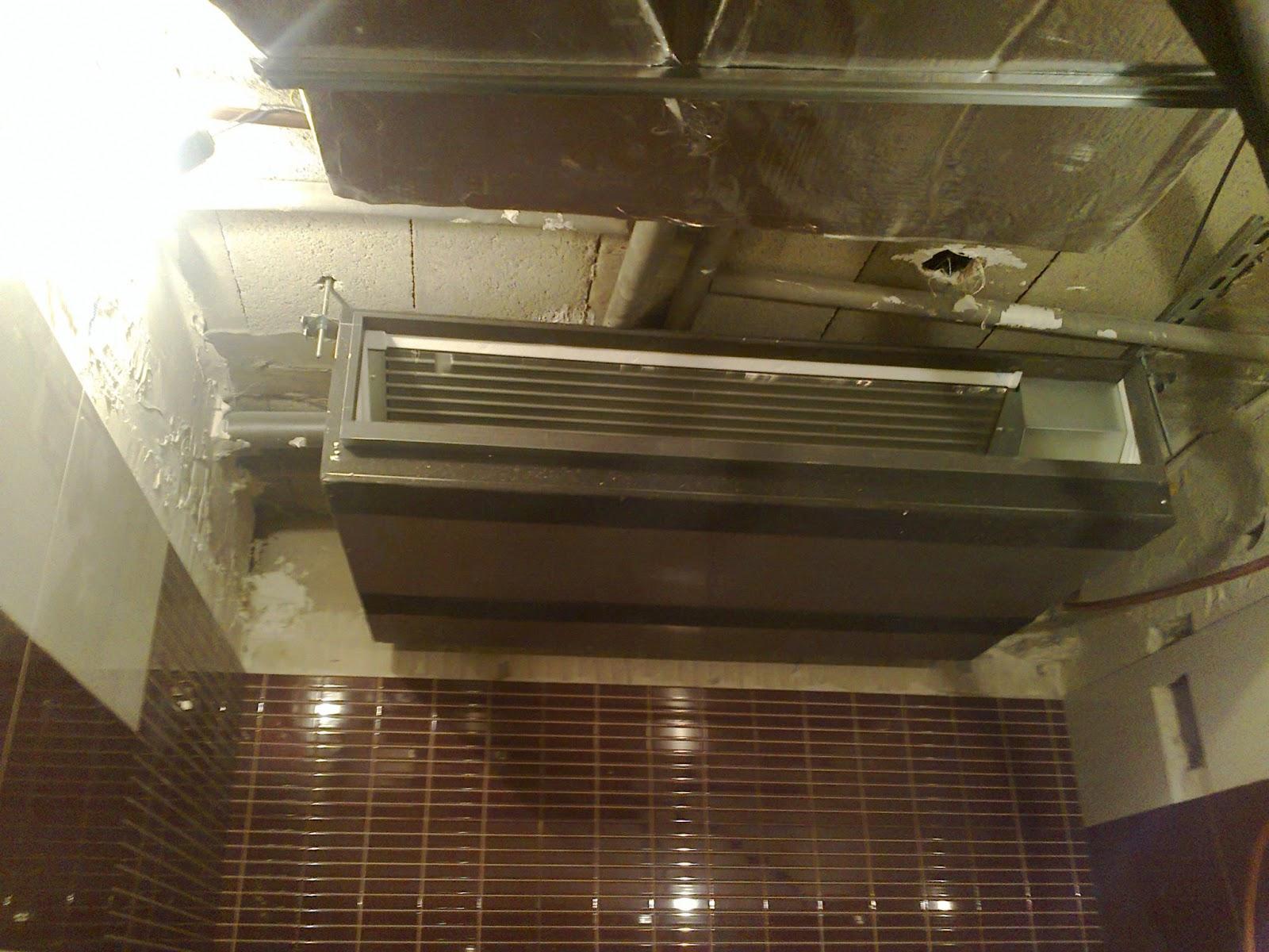 Preguntas frecuentes aire acondicionado for Maquina aire acondicionado por conductos