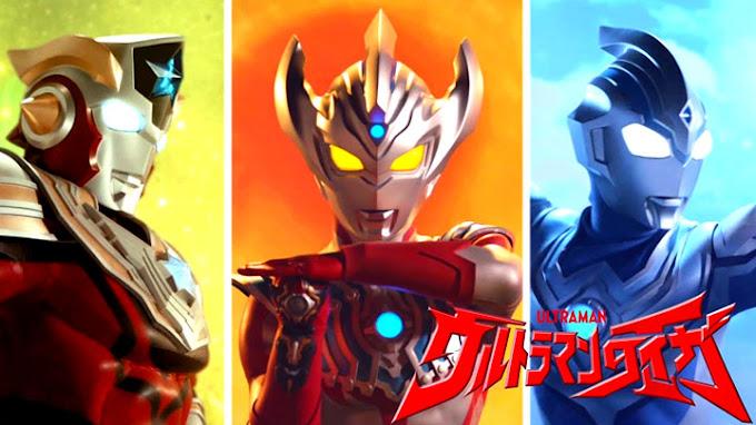 Official Trailer Pertama Dari Ultraman Taiga Terungkap