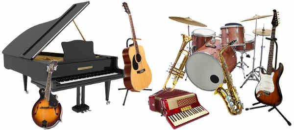 Pengertian Alat Musik Ritmis Melodis Dan Harmonis Gado Gado