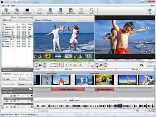 NCH VideoPad Video Editor Professional 5.31 Beta