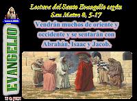 Resultado de imagen para En aquel tiempo, al entrar Jesús en Cafarnaún, un centurión se le acercó rogándole: «Señor,