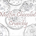 Resipi | Muffin Chocolate Crunchy