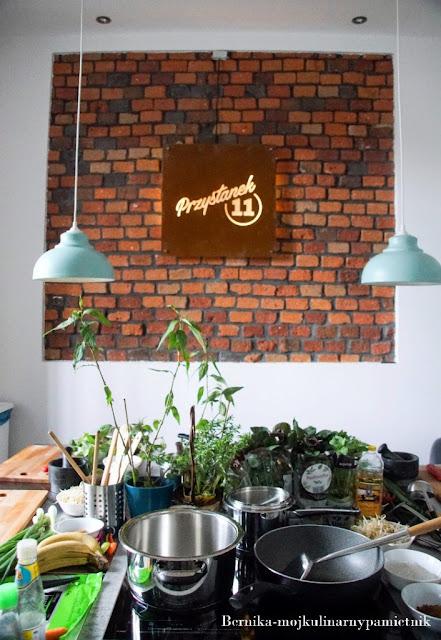 Warsztaty kuchni wietnamskiej w Przystanek 11
