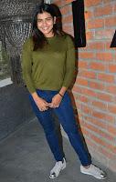 Hebah Patel Stills at Angel Promotion at Tilt TollywoodBlog