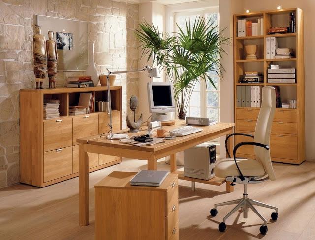 best buy solid oak home office furniture exeter for sale