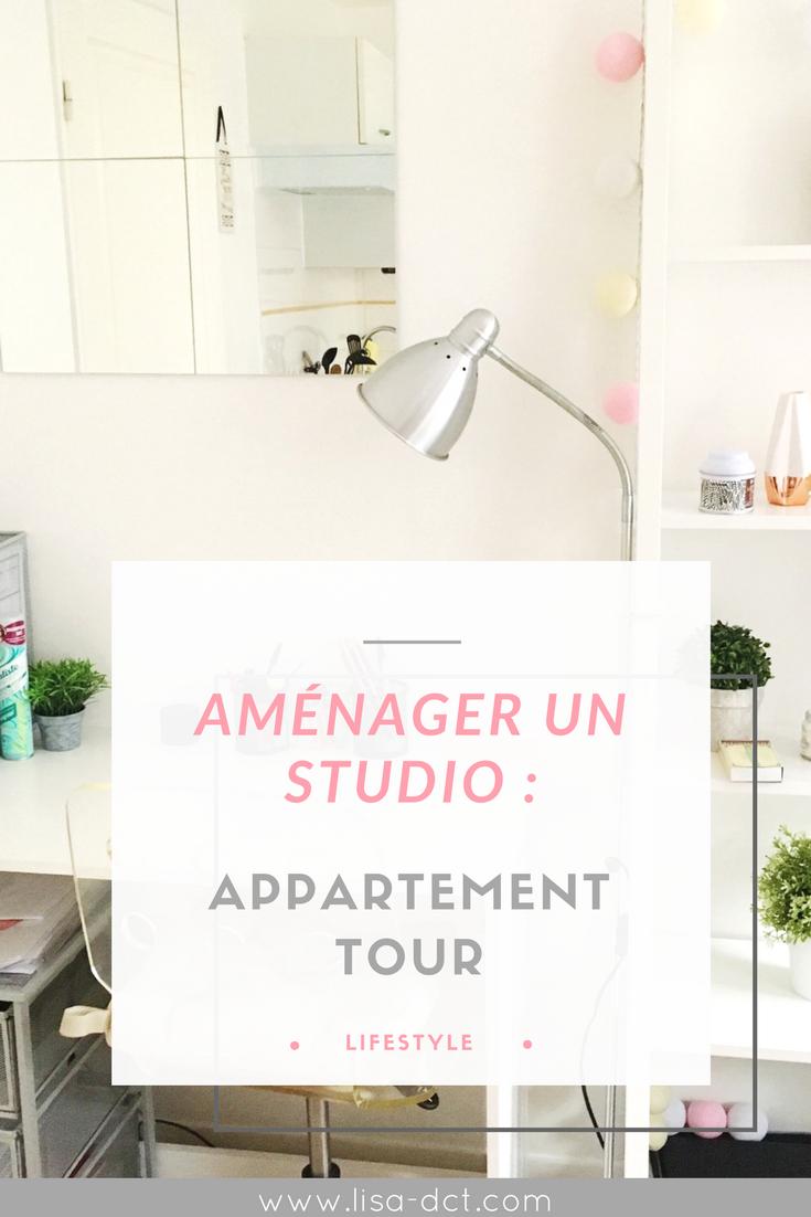 Bien Agencer Un Petit Appartement aménager un studio : appartement tour - lisa dct