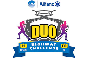 Duo Highway Challenge Run - Besraya 2018 - 29 April 2018