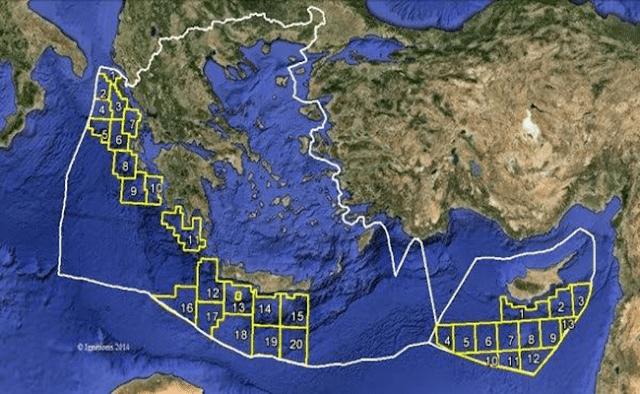 """Έχει """"πιάσει φωτιά"""" η ΑΟΖ και η Υφαλοκρηπίδα: Ήρθε η ώρα της Κρήτης και της Ελλάδας"""