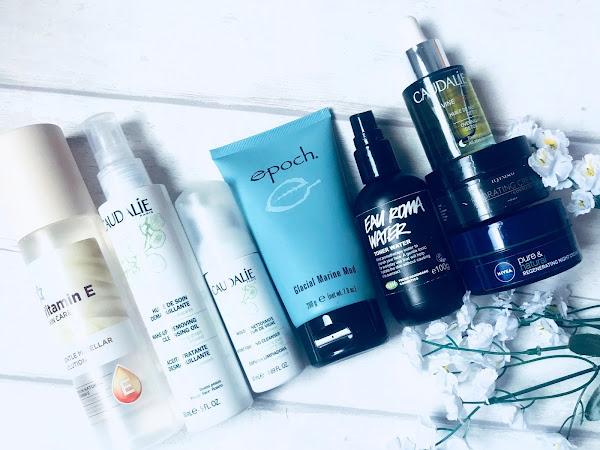 Easy Peasy Skincare Routine