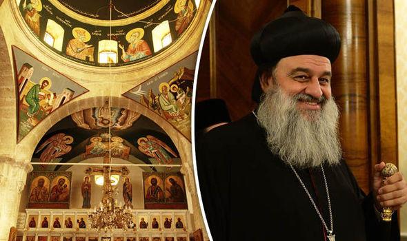 Bom Bunuh Diri Targetkan Patriark Aphrem II Meledak di Gereja Suriah, 3 Orang Tewas