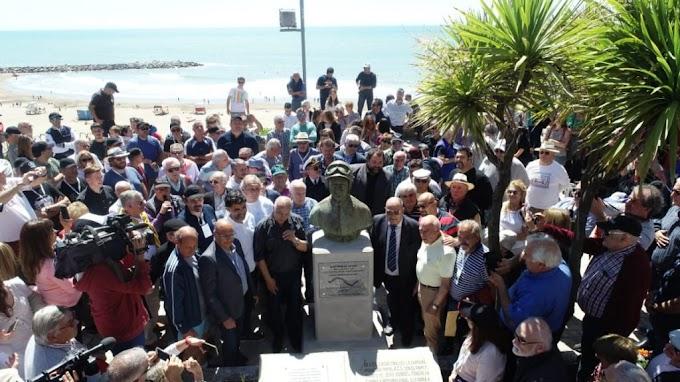 Doble Homenaje a Juan Manuel Fangio en Mar del Plata