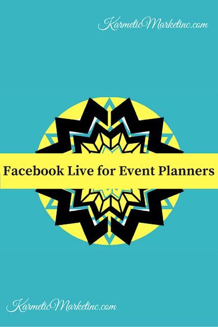 #eventprofs, #marketingprofs, #eventsponsors, #livestreaming #facebookLive
