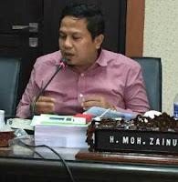 H.Moh.Zainul Lutfi Anggota Komisi B DPRD Jatim