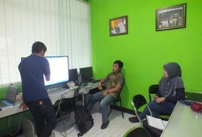 Pelatihan GIS Tingkat Dasar di Jogjakarta