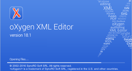 Oxygen XML Editor 18 1 Build 2016102619 + Crack Full Version