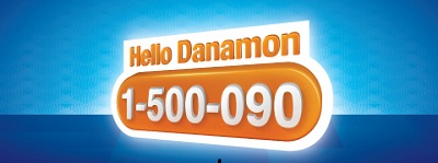 Layanan Call Center CS Hello Danamon dan email Bank Danamon