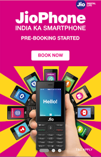 jio phone booking starting again
