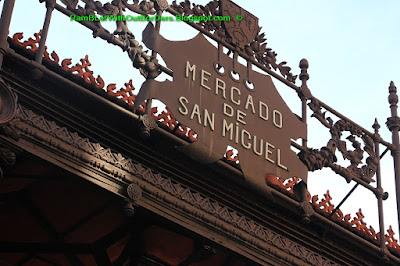 Mercado San Migel, Madrid, Spain