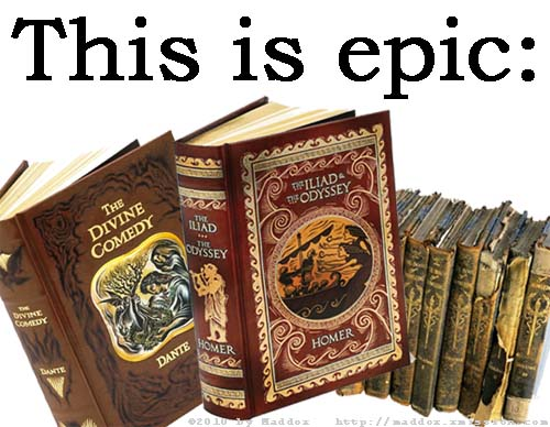epic poetry Course content the course provides students with a basic introduction to epic and poetry in western literature from antiquity to 1800 and includes key classics in the genre of epic, such as homer s odyssey, vergil s aenid and dante s divine comedy.
