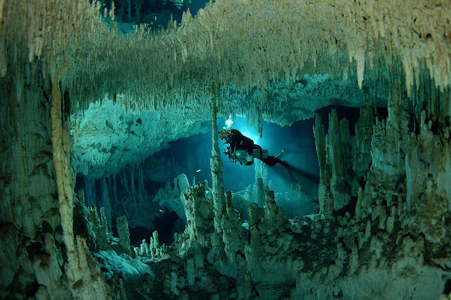World's Deepest Underwater Cave Discovered
