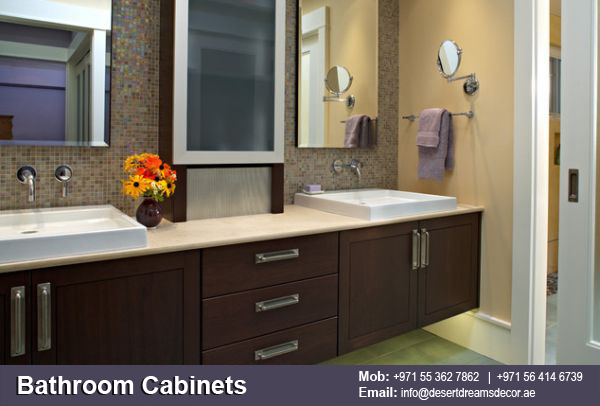 Custom Built Cabinets UAE Bathroom Cabinets In UAE (1)
