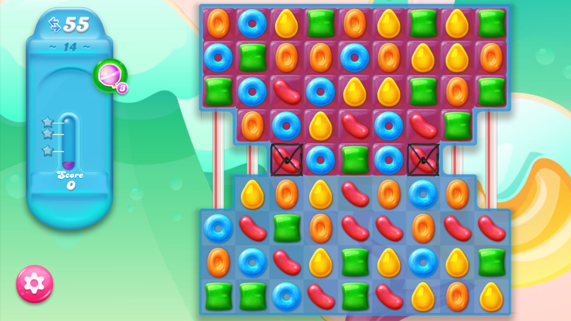 Candy Crush Jelly Saga 14