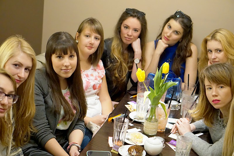 Bloggers Meeting - Spring Edition SimplyTheBest Blog created by Ewa Sularz