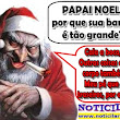 ENCHENDO O SACO DO NOEL...