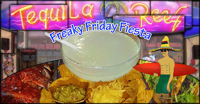 Freaky Friday Fiesta Buffet