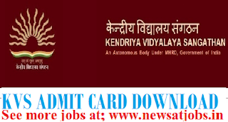 kvs-admit-card