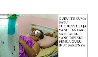 Kondisi Memburuk Dasrul Korban Pemukulan Orang Tua Murid Jalani Operasi Bedah Hidung