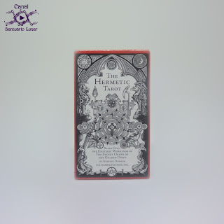 The Hermetic Tarot - Box (Front)