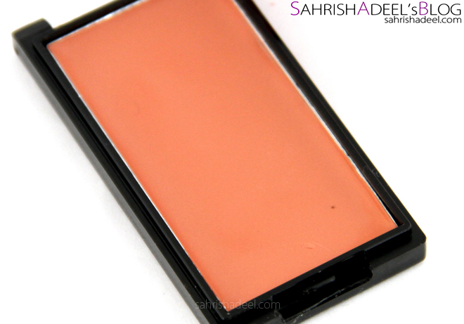 Cream Blusher by MUA Makeup Academy - Review & Swatches