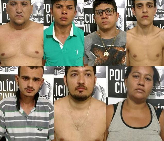 Criminosos acusados de ataques a bancos no Maranhão e Piauí são presos