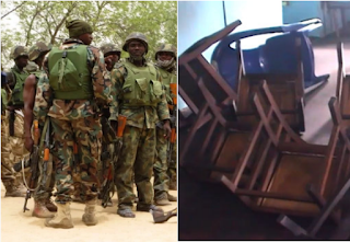 'Soldiers who assaulted journalists at NUJ secretariat in Abia state to face disciplinary action' – Army
