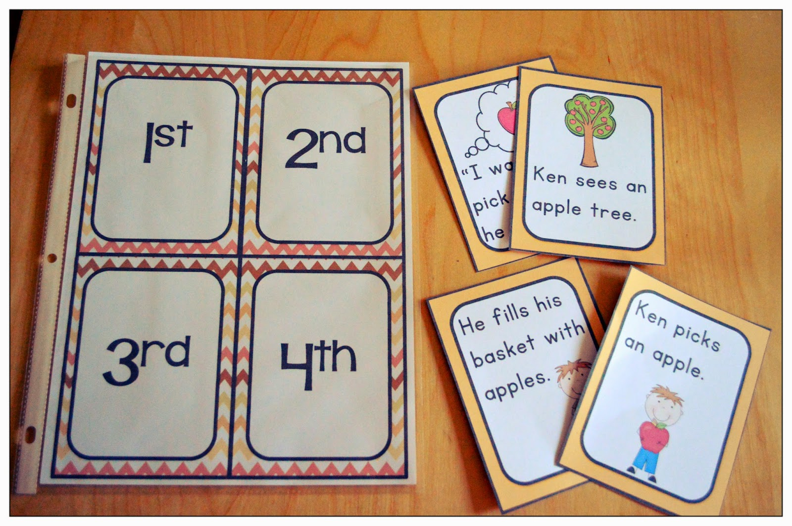 Sarah S First Grade Snippets Guided Reading Hands On Activities Fall Edition