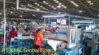 Lowongan Kerja PT KMK Global Sports Cikupa Tangerang
