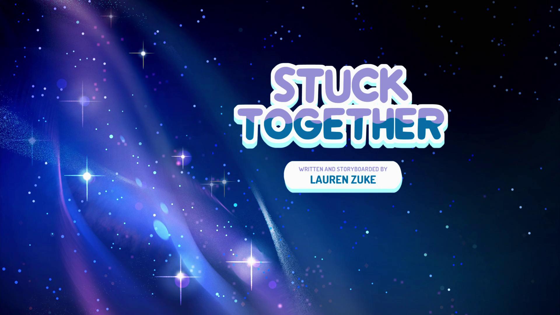 Steven Universo - Presos Juntos