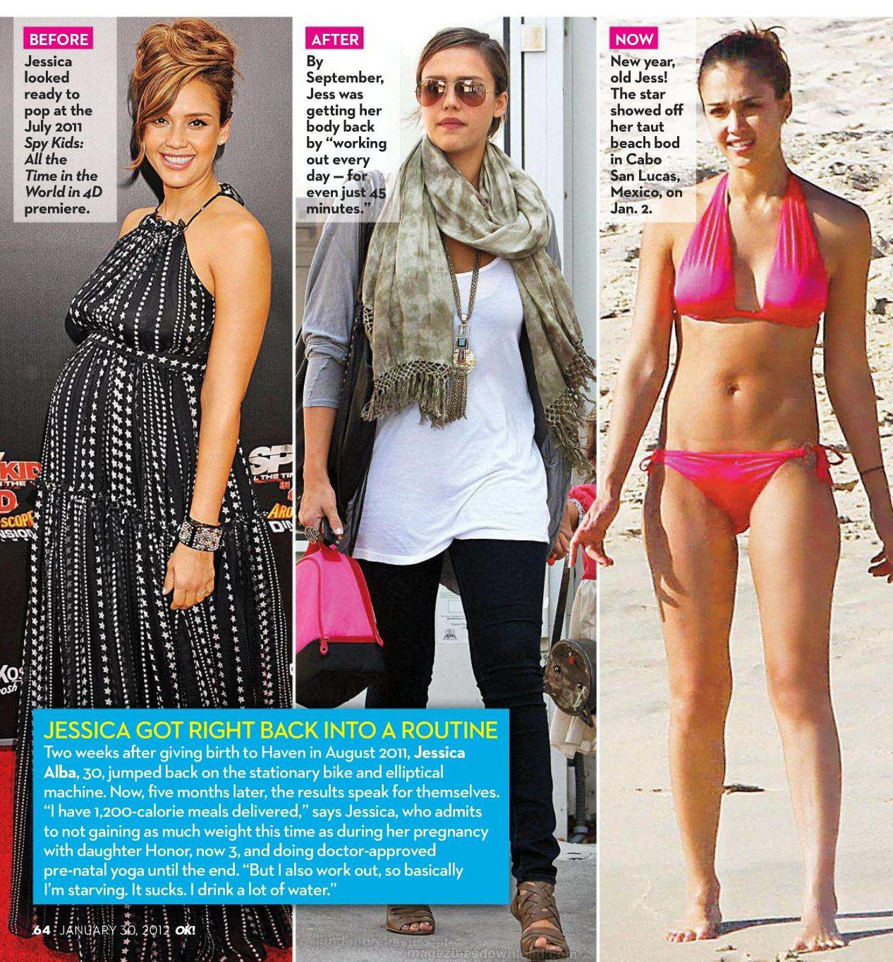 85ac9f99e3 ... Jessica Alba melt pregnancy weight and now she looks more beautiful.  3-2-1 diet includes 3 meals