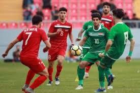 موعد مباراة العراق وسوريا الخميس 8-8-2019 ضمن بطولة اتحاد غرب آسيا