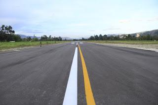 Vicepresidente inauguró obras de modernización del Aeropuerto de Sogamoso