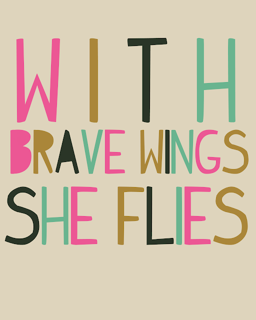 The Word Brave – Daily Motivational Quotes
