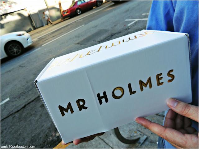 Ruta Gastronómica por San Francisco II: Mr. Holmes Bakehouse
