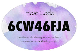 Shop online with me & I'll send you a gift when you use this Host code 6CW46FJA