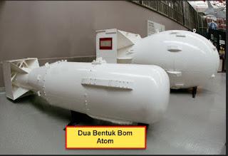 Sejarah Pembuatan Bom Atom