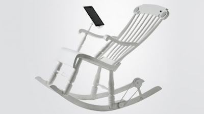 Innovative Rocking Chairs and Cool Rocking Chair Designs (15) 1