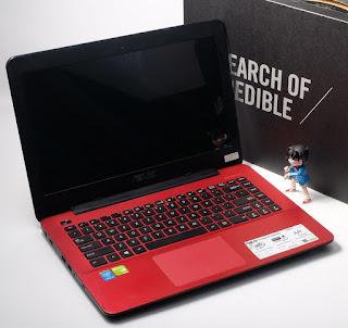 laptop Gaming Asus A455LD-WX055H Bekas