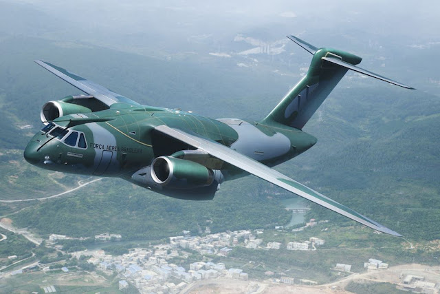 Portugal buys Embraer KC-390