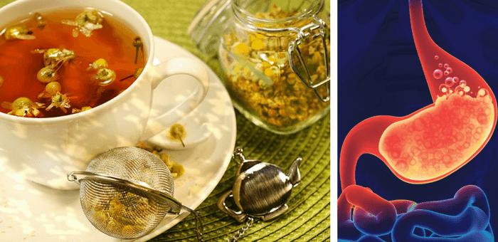 remedios para curar la gastritis